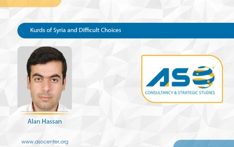 Kurds of Syria and Difficult Choices