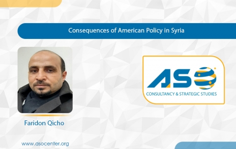 Consequences of American Policy in Syria