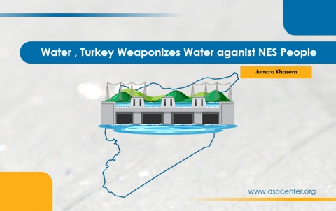 Water: Turkey Weaponizes Water against NES People