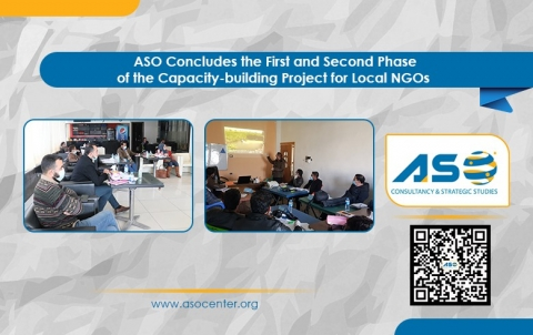 ASO Concludes the First and Second Phase of the Capacity-building Project for Local NGOs