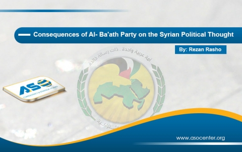 Consequences of Al- Ba'ath Party on the Syrian Political Thought