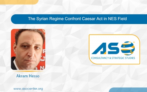 The Syrian Regime Confront Caesar Act in NES Field