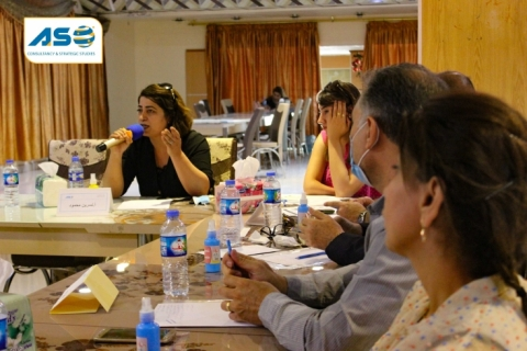 ASO Concludes Preparations for a Dialogue Session on Women's Role in Strengthening Local Dialogue Mechanisms