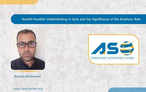Kurdish-Kurdish Understanding in Syria and the Significance of the American Role