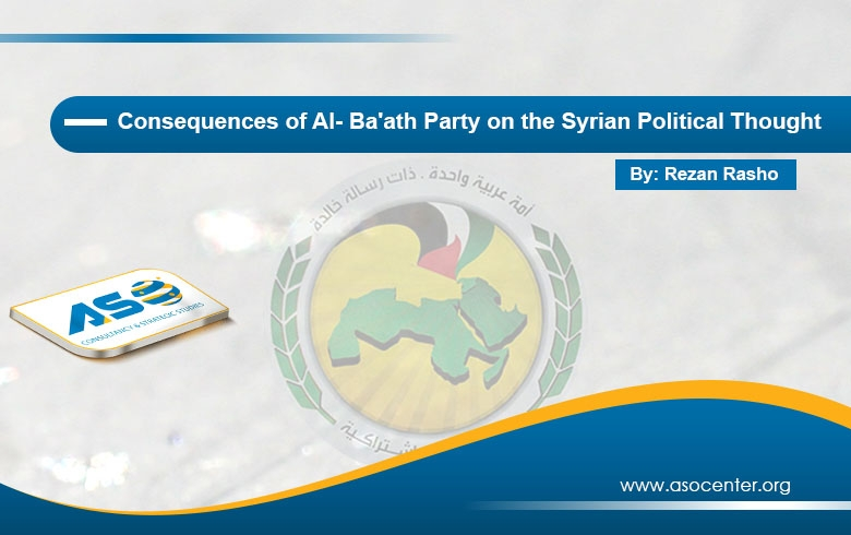 Consequences of Al-Ba'ath Party on the Syrian Political Thought