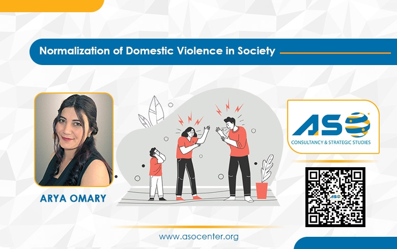 Normalization of Domestic Violence in Society