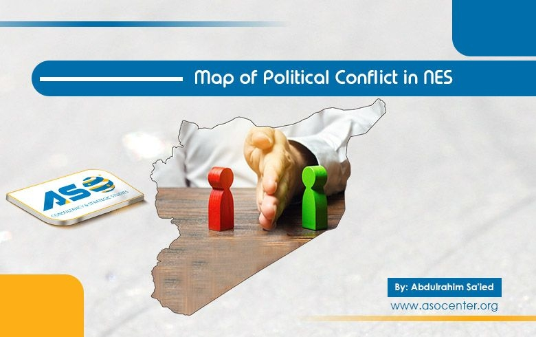 Map of Political Conflict in NES