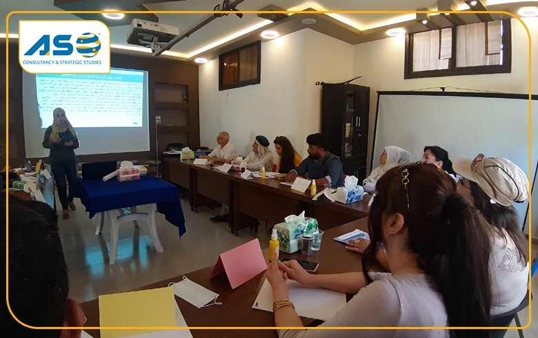 ASO Center Organizes a Dialogue Session on the Negative Effects of the Marriage of Minors in NES